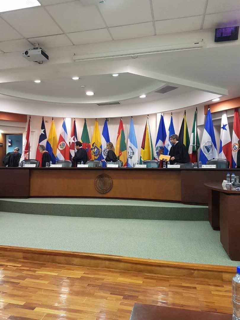 Jueces de Corte Interamericana de Derechos Humanos