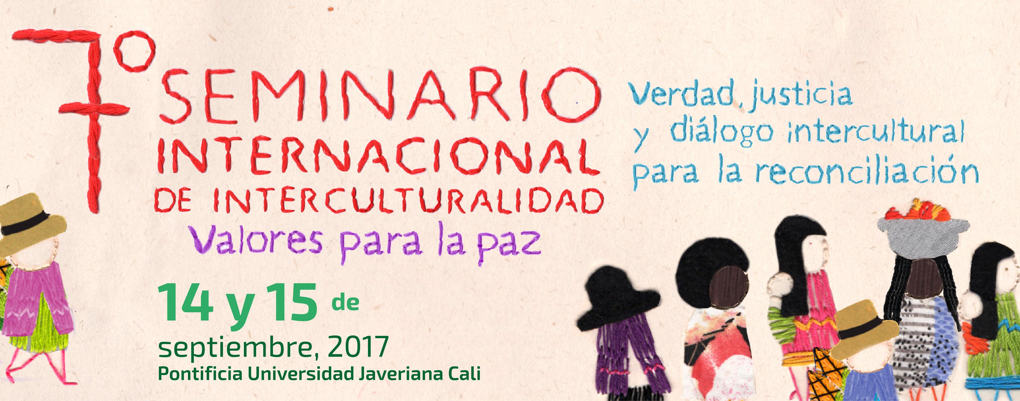 VII Seminario Internacional de Interculturalidad